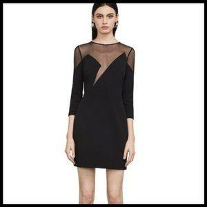 BCBG Maxzaria Edesa Little Black Dress, Mini Dress